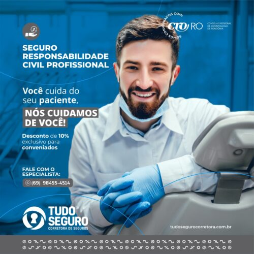 RCP – DENTISTAS – CONVÊNIO CRO-RO e TUDO SEGURO